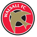 The badge of Walsall F.C.